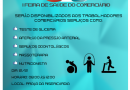 SINDCOM PROMOVE 1ª FEIRA DE SAÚDE DO COMERCIÁRIO