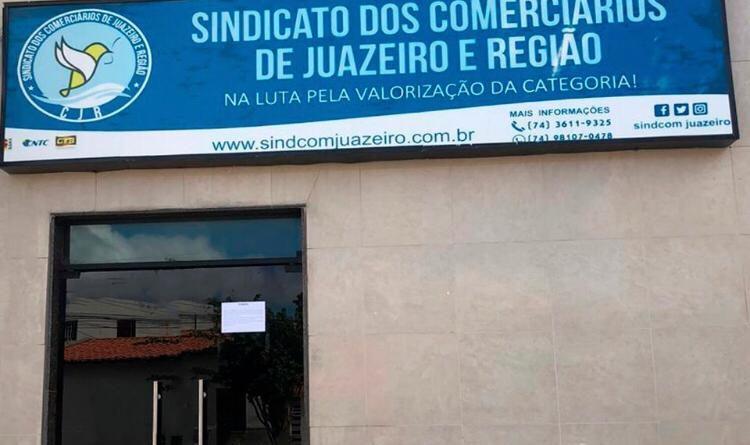 Presidente dos Comerciários de Juazeiro se reunirá com prefeito para tratar de reabertura do comércio