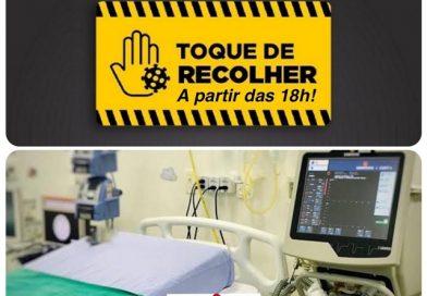 Paulo Bomfim atende sugestão do Governador e amplia horário do toque de recolher
