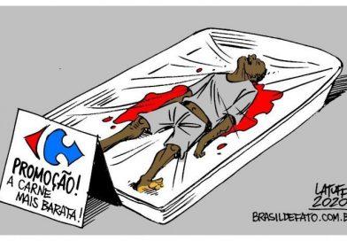 Até quando? Questionam sindicalistas sobre morte de negro espancado no Carrefour
