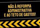 Ato no RS reunirá servidores públicos contra reforma Administrativa de Bolsonaro