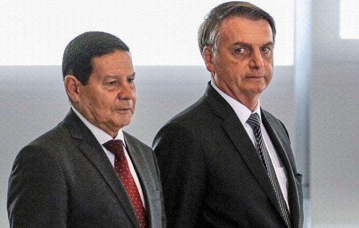 Avançam no TSE ações que podem levar à cassação da chapa Bolsonaro-Mourão
